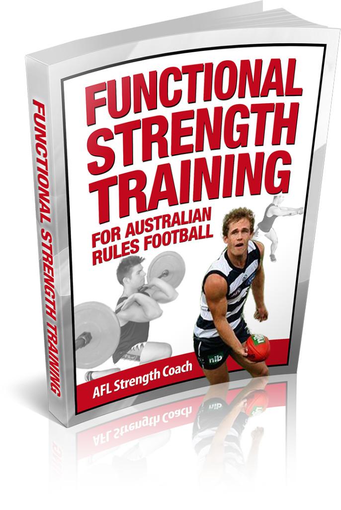 Functional Strength Training for Australian Rules Football